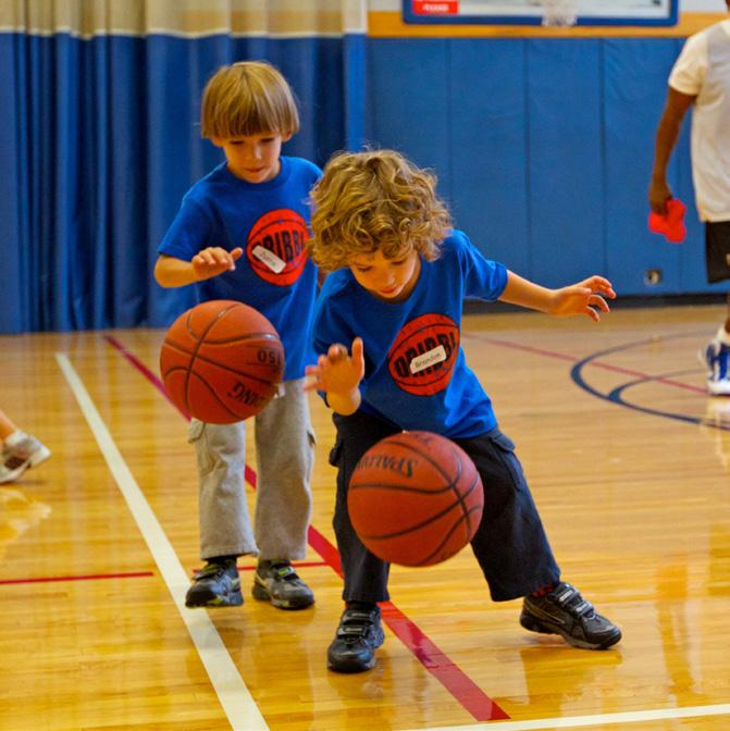 Basketball Floor Hockey APRIL T-Ball Basketball Basketball Enroll in 2 classes and save 10% off both Enroll in 3