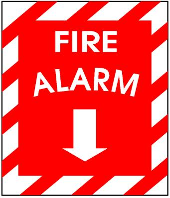 Fire Response Alert others in the area Pull the fire alarm Evacuate Stop,