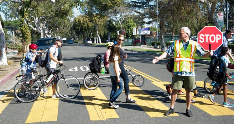 In communities that have announced a Vision Zero focus or where an action plan is underway, or even already created, get involved in the process.