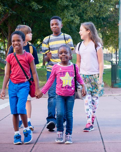 A Matter of Scale: Why Safe Routes to School Can Be Amplified by Vision Zero Vision Zero provides an opportunity for Safe Routes to School advocates to tap into a broader initiative that is