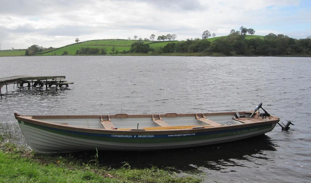 LOUGHS AGENCY OF THE FOYLE CARLINGFORD AND IRISH LIGHTS COMMISSION Stillwater Status Report: Lough Muck, County Tyrone Stillwater Fish Stock Survey Loughs Agency of the Foyle Carlingford and
