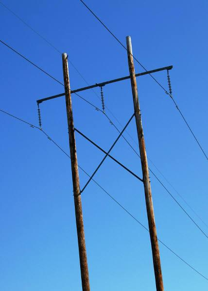 Maintain safe distances from overhead power lines. Other opportunities deenergize or insulate lines.