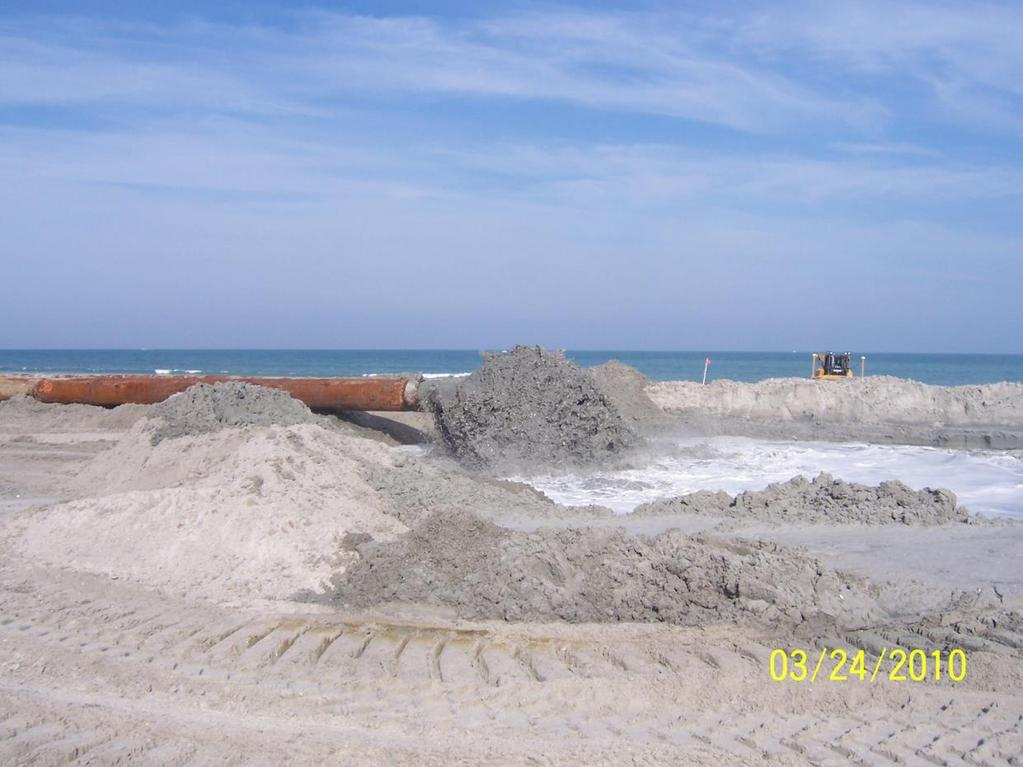 How beach nourishment has impacted the surf breaks of Cape Canaveral and Cocoa Beach, Florida A white paper prepared by