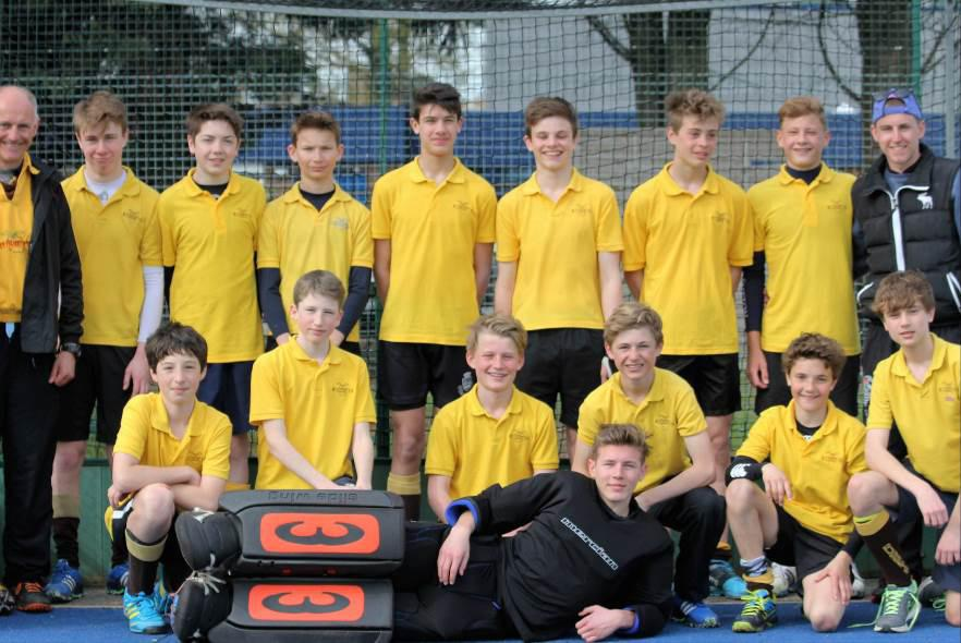 It is the first time that a Marden Russets junior team has ever reached the England Hockey finals and all players, families and friends are warmly invited to come and support