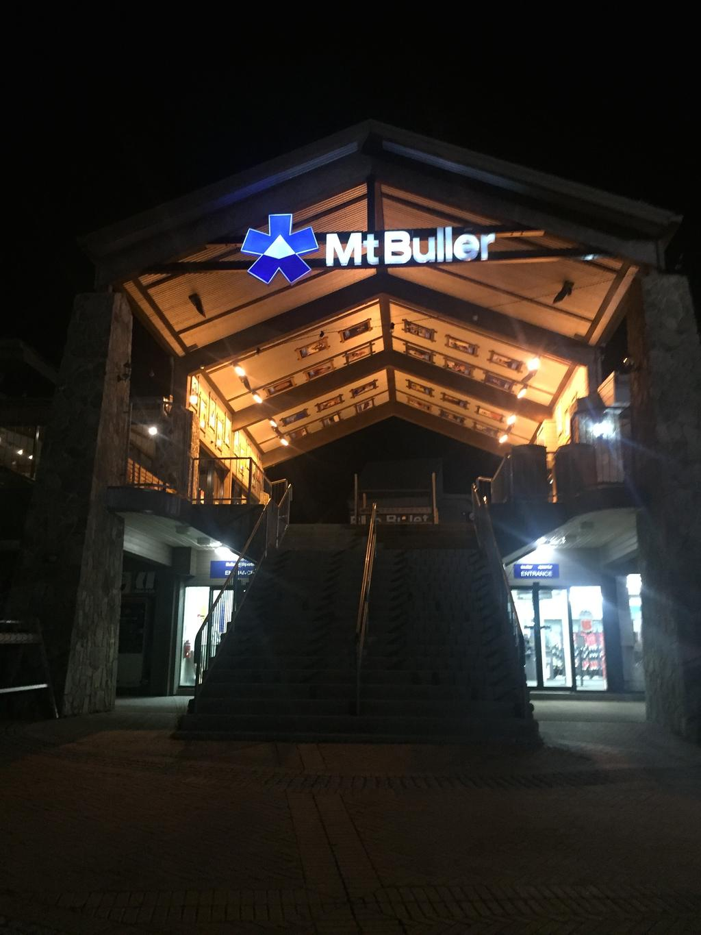 ABOUT MT BULLER Mt Buller is located approx 250km north east of Melbourne (about a 3hr drive). The resort covers over 300 hectares of skiable terrain and features a trail for all skill levels.