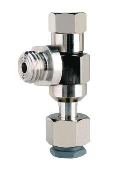 Accessories Valves, manifolds, expansion cylinders, filters Matching combination Even the best chlorination system can still be improved namely by the right technical periphery, which, in fact, is