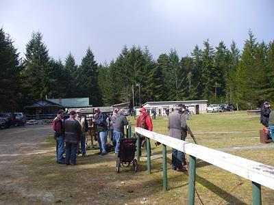 the skeet field, Photo 2 Handicap