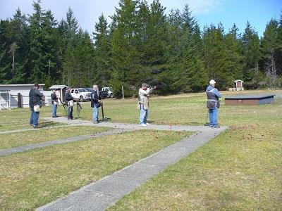 Photo 3 16 yard shooting on Range 3