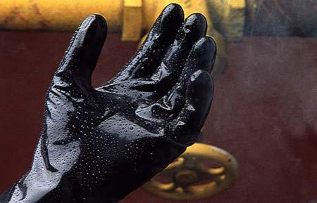 Types of Gloves (cont d) Viton is highly resistant to permeation by chlorinated