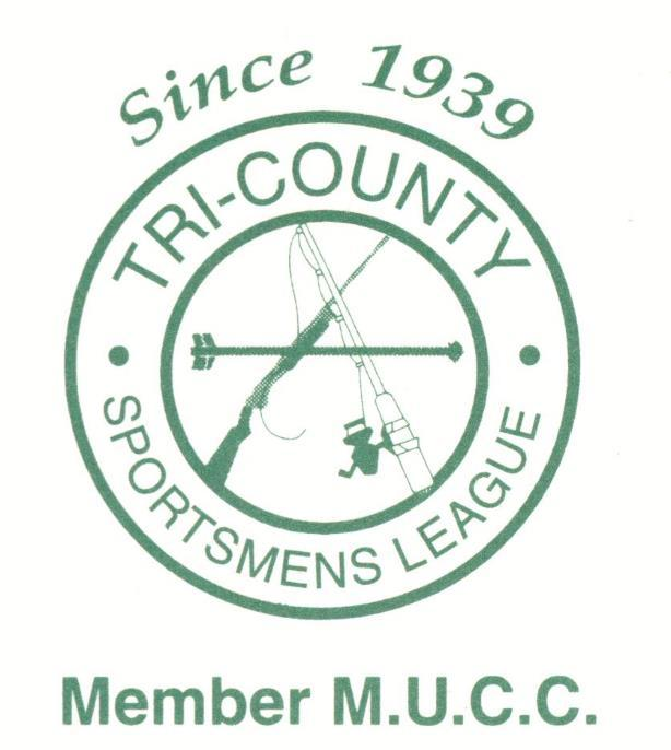 TRI-COUNTY SPORTSMEN S LEAGUE RIFLE, PISTOL, TRAP AND ARCHERY RANGE RULES BOOKLET