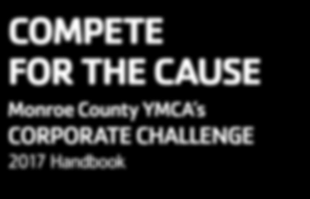 2017 Handbook Benefiting the Y