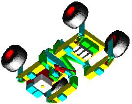 Fig. 2 shows the mobile platform, called Hybtor, on which the manipulation and tooling system is built.