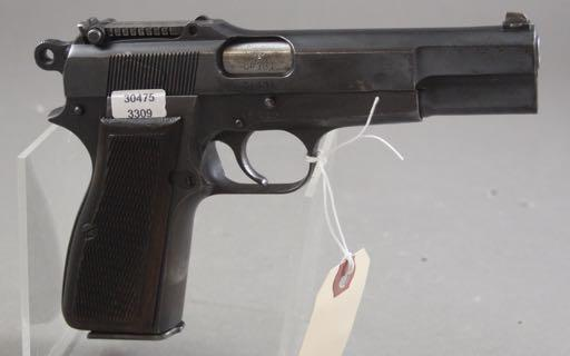 SMITH & WESSON MODEL 22 TARGET.