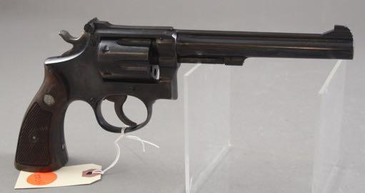 MODEL 17 1079 1084 SMITH & WESSON MODEL