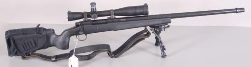 TD.22 CALIBER RIFLE SN: 828 37810, INCLUDING SOFT