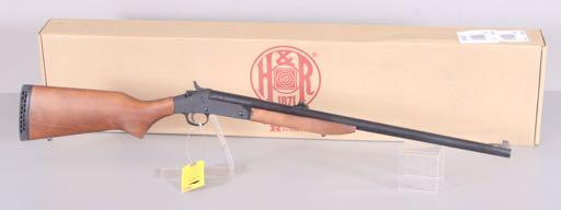 H001.22 CALIBER LEVER RIFLE SN: