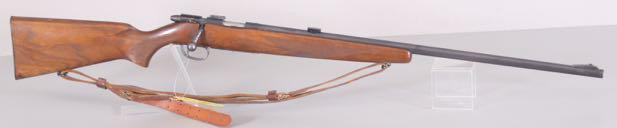 22 CAL BOLT RIFLE SN: 40749 INCLUDING