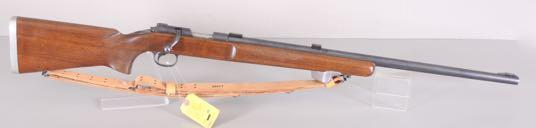 BOLT RIFLE SN: 04202, INCLUDING SLING AND