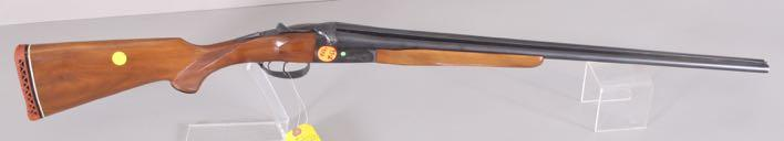PARKER 12 GAUGE SIDE BY SIDE SHOTGUN