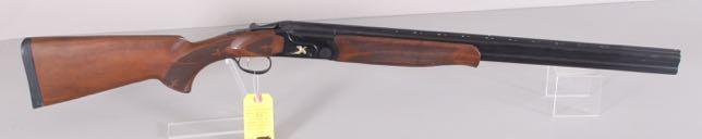 O/U SHOTGUN SN: DG473493E SAVAGE