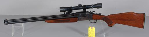 1151 RICHARD 12 GAUGE SIDE BY SIDE SHOTGUN