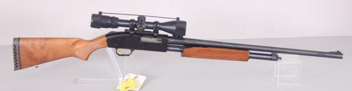 22 CALIBER SEMI AUTO RIFLE SN: NONE,