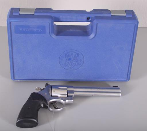 HARD CASE 1296 1297 SMITH & WESSON MODEL 629-5.