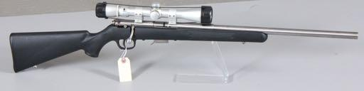 15 X 46R CALIBER BOLT RIFLE SN: