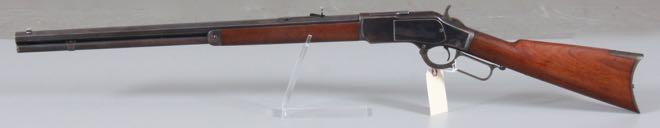 44-40 CALIBER RIFLE SN: 219624B 1041