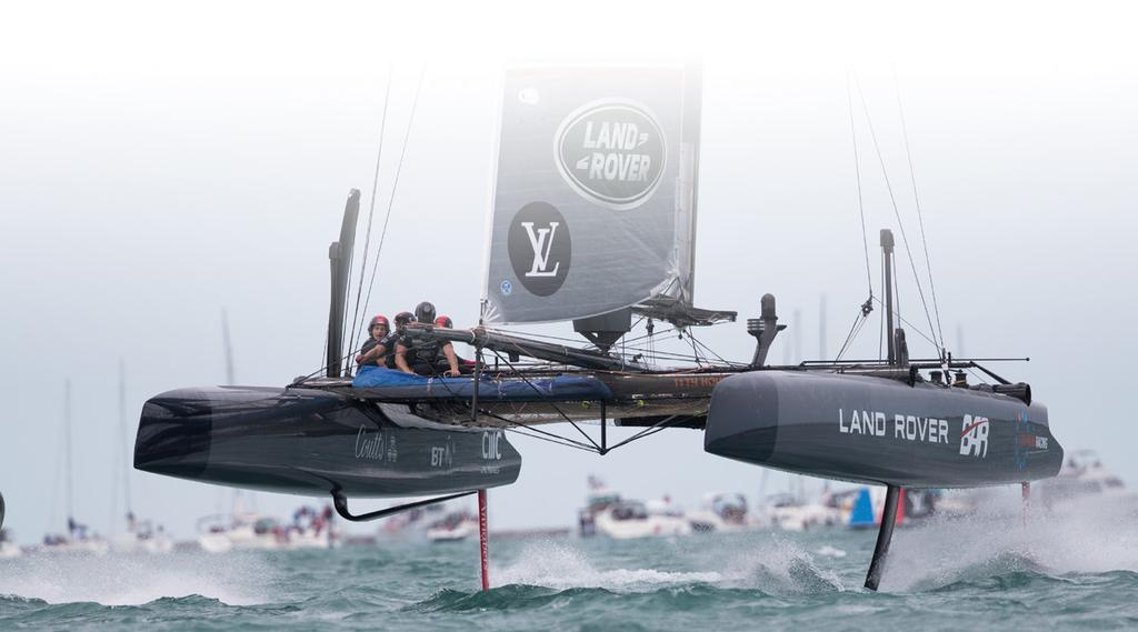 8 April - Growing a new team required Ben Ainslie s attention on many different areas, with the foundations complete, Martin Whitmarsh joined as CEO to help take the business forward 1 May - BT Sport