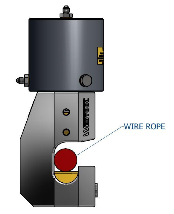 A relief valve should also be incorporated in the return line.