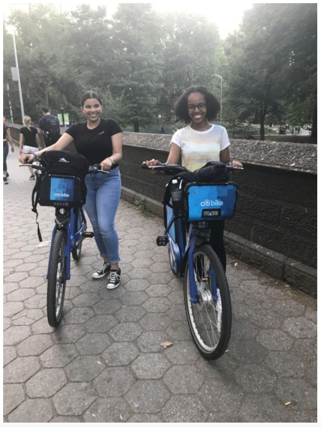 Reveal Barriers to Biking When asked about what kept these students from riding before Citi Bike for Youth, affordability and safety were among the top reasons.