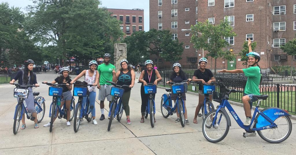 Promoting Bike Share through Youth Engagement