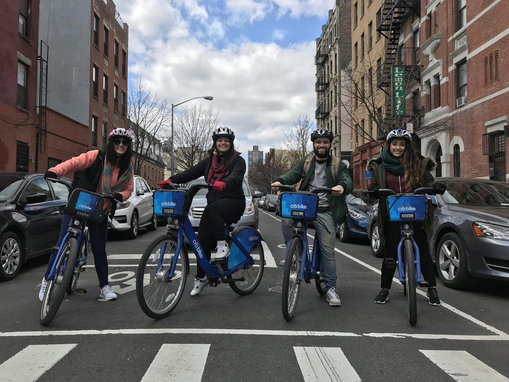Citi Bike for Youth builds Ambassadors! More Riders, Better Cities!