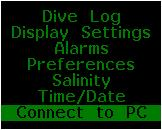 How To Launch A Dive Log Download You can download your dive logs onto your Computer, either by using the Liquivision Dive Logger or any other available dive logging program that supports downloading