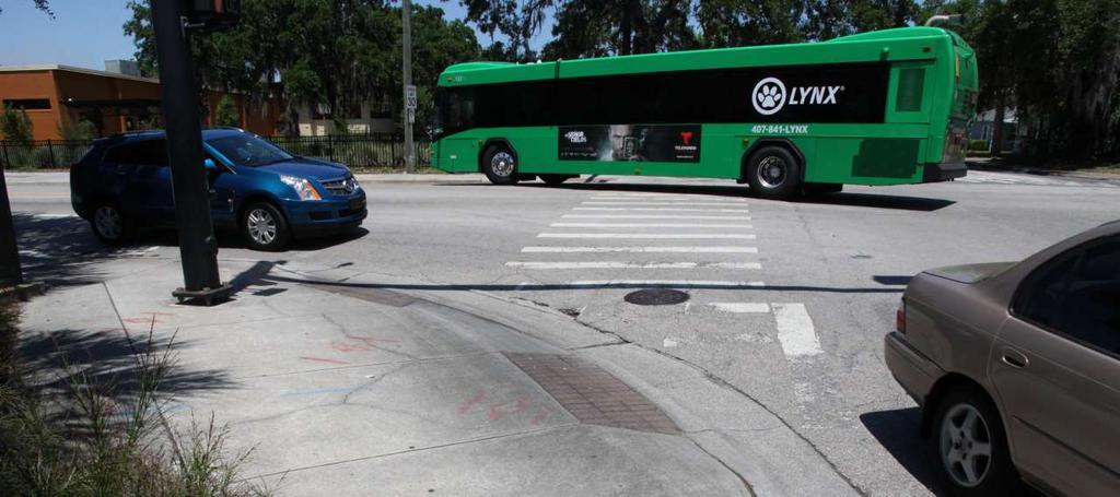 Understanding the Street Users of the Street: Buses On Denning: 269