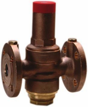 Bronze Flanges PN 25 page 516 page 517 Water and compressed air DN 15-40 Max.
