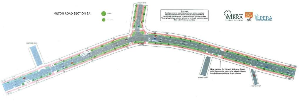 Do Optimum: Section 1 Considerations: No priority for buses on Gilbert Road junction approach Insufficient