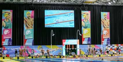 25-27 January 2019 TBC 2019 HANCOCK PROSPECTING AUSTRALIAN SWIMMING CHAMPIONSHIPS 7-12 April 2019 SA Aquatic & Leisure Centre, Adelaide 2019 GEORGINA HOPE FOUNDATION AUSTRALIAN AGE SWIMMING