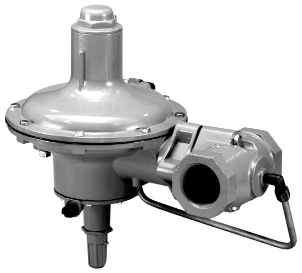 Type 299 Pressure Reducing Regulators Fisher, Fisher-Rosemount, and Managing The Process Better are marks owned by Fisher Controls International, Inc.