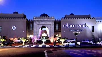 Local tourist attractions such as Agdal Gardens and Menara Gardens are not far from the hotel.