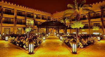 THE HOTEL Facilities Dining facilities at Adam Park Marrakech Hotel & Spa include restaurants and a cafeteria.