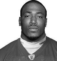 Born: April 14, 1984 Winnsboro, South Carolina Coastal Carolina Waivers - Minnesota (2007) NFL: R (1st With Chiefs) GP/GS: (1/0) Playoffs (0/0) 2007: Played in one game.
