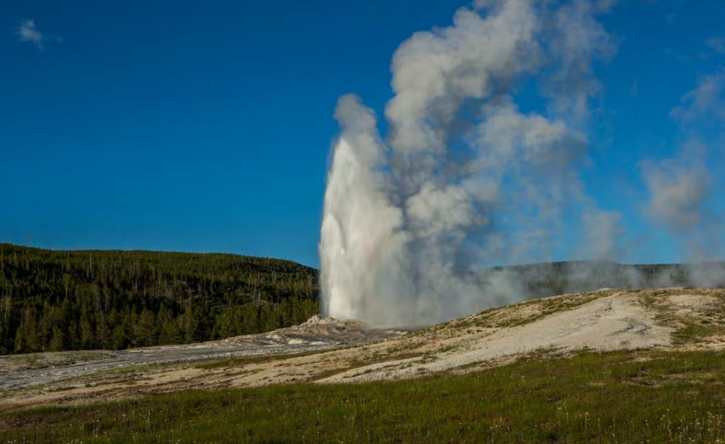 FIELD TRIPS OR TOURS Old Faithful/