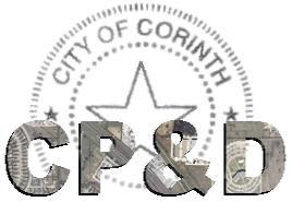 Fred Gibbs, Director 3300 Corinth Parkway First Floor Corinth, TX 76208 Corinth Planning & Development Ph: 940-498-3273 https://www.cityofcorinth.