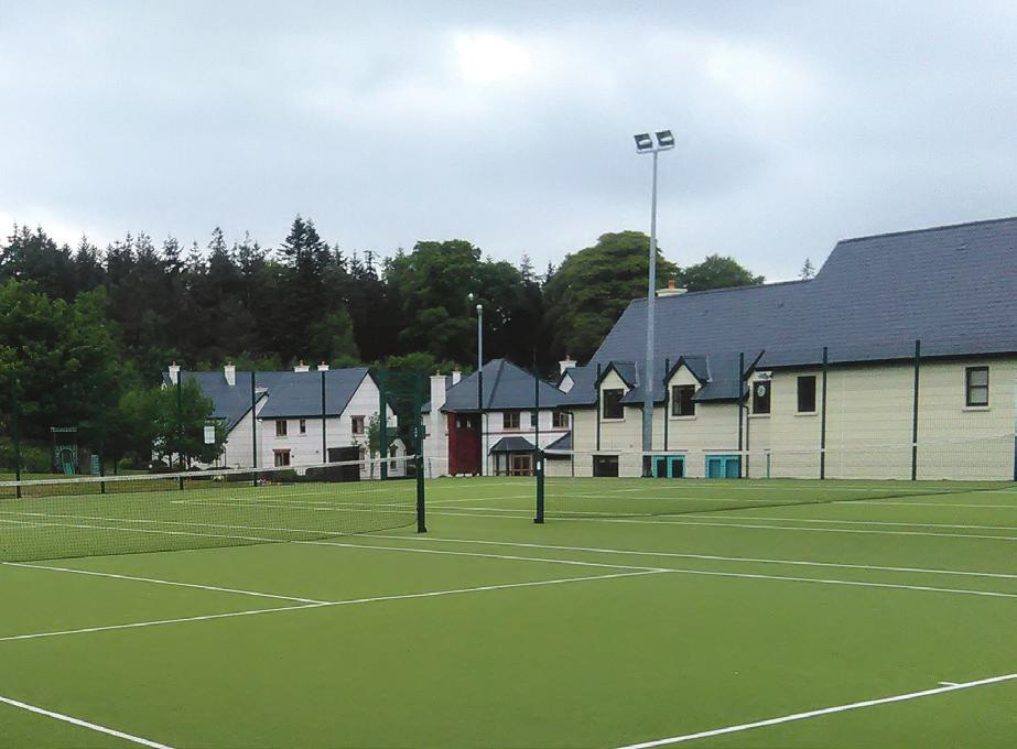 As an official partner to Munster Tennis, Fota Island Resort offer preferential rates at just 95pps for B&B.