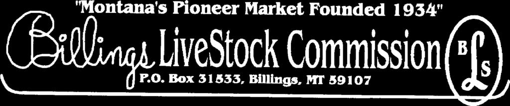 "Billings Livestock Commission Cow Country Classic Catalog Sale featuring ""Best of the"