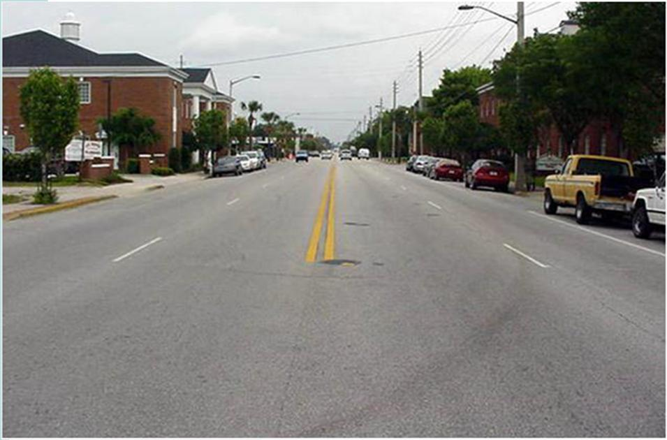 Retrofitting Existing Streets Road Before