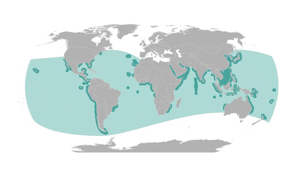 Methods: range maps from IUCN (1)Where are the global areas that should expand MPAs for imperilled biodiversity?