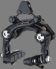 Caliper - Road Tektro Model : R741 New mechanical ratio, forged